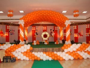 balloon decoration in vizag